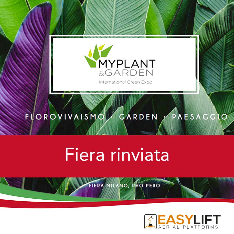 Myplant & Garden - Milano, Italia