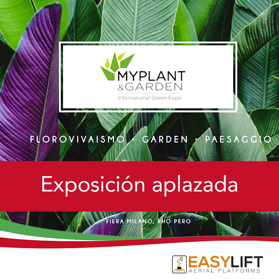 Myplant & Garden - Milán, Italia