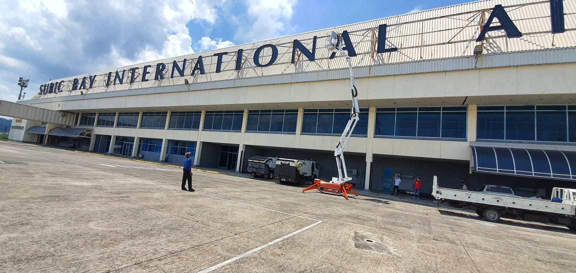 A RA15 for Subic Bay Airport