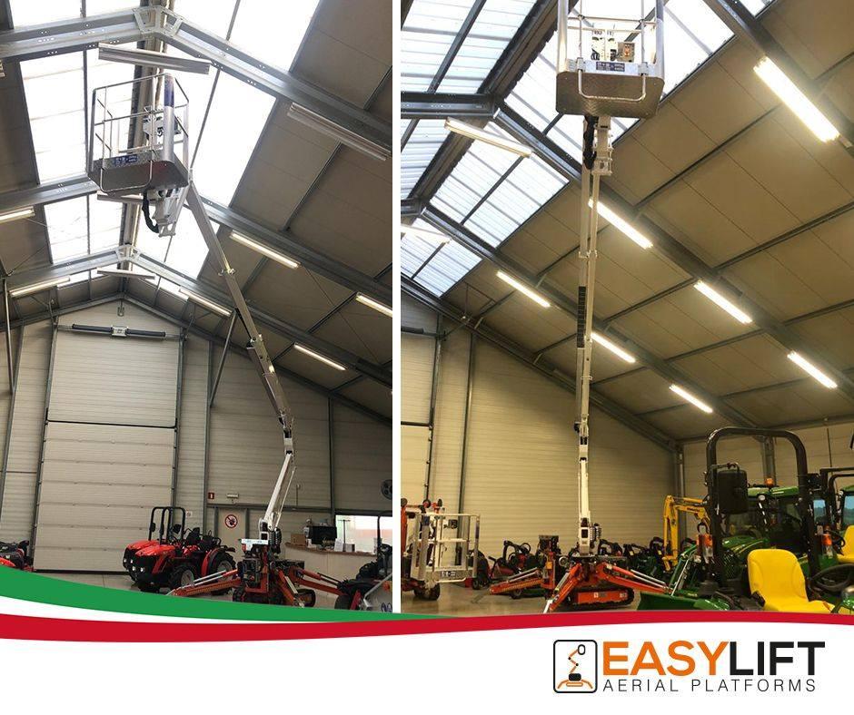 Easy-lift MINE & CO concessionario di zona