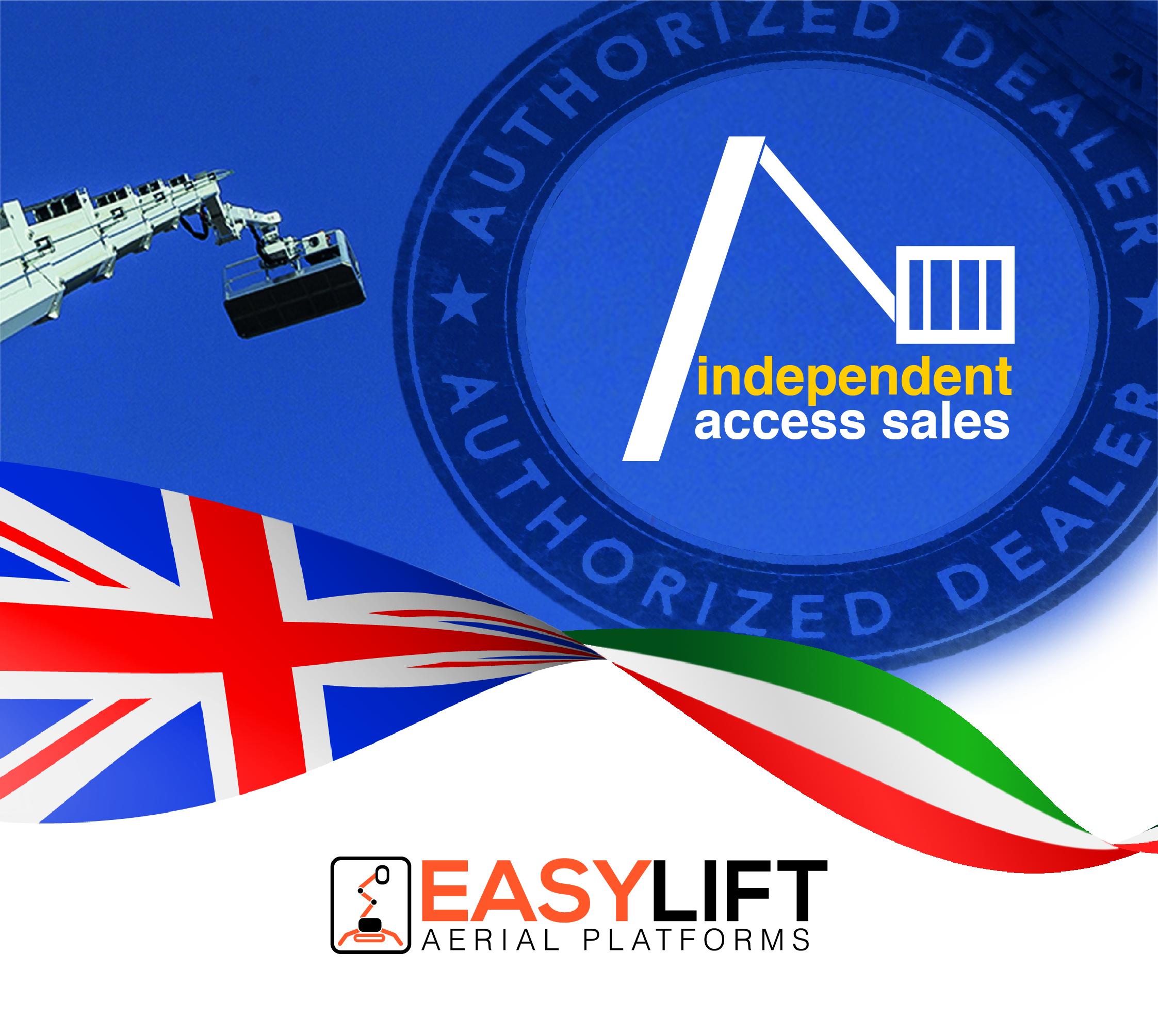 Easy Lift e Independent Access Sales: una nuova collaborazione!